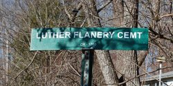 Luther Flanery Cemetery
