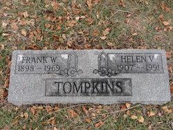Helen V <I>Brown</I> Tompkins