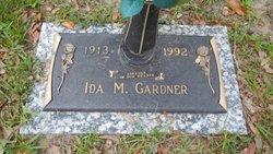 Ida M Gardner