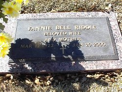 Fannie Bell Riddle