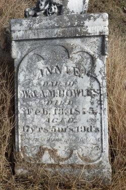 Annie Bowles
