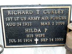 Hilda P Curley