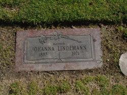 Johanna <I>Leno</I> Lindemann