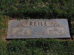 Rev Benjamin Andrew Reile
