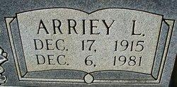 Arriey L. Shields