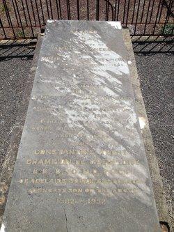 Annie Frances <I>Chauncy</I> Crespigny