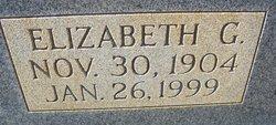 Elizabeth <I>Grace</I> Herrington