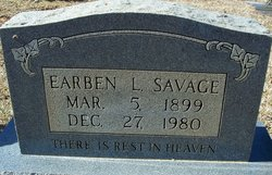 Earben Lawrence Savage