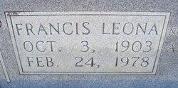 Francis Leona <I>Taylor</I> Stoddard