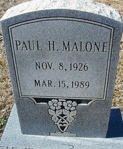 Paul Houston Malone