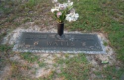 Barbara Lucie <I>Glidewell</I> Watts