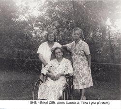Alma Jane <I>Chatterton</I> Dennis