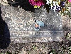William Earl Robinson, Sr