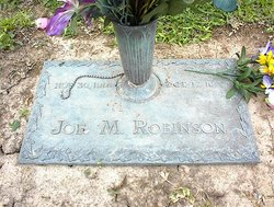 Joe Meek Robinson
