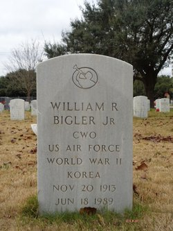 William R Bigler, Jr