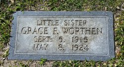 Grace Francis Worthen