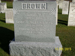 Samuel Harrison Brown