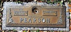"""William Quinn """"Skip"""" Pearson"""