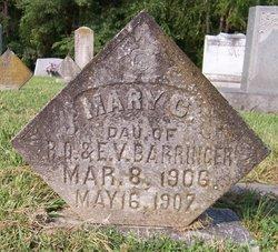 Mary C Barringer