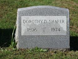 Dorothy D. Shafer