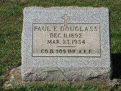Paul E. Douglass