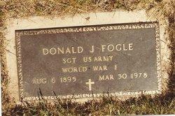 Donald J. Fogle