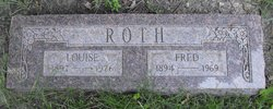 Louise <I>Meisner</I> Roth