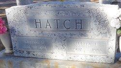 Luella F <I>Ritterling</I> Hatch