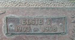 Elsie Jane <I>Horning</I> Ortlip