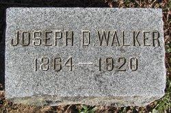 Joseph D. Walker
