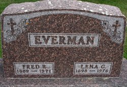 Fred R Everman
