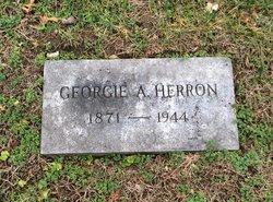 Georgia Mai <I>Aldrich</I> Herron