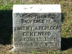 Lillie Elizabeth Eckenrod