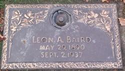 Leon A Baird