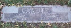 Rosie <I>Sanders</I> Canute