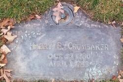 Harry Evans Crumbaker
