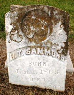 Henry Tucker Sammons, Sr
