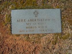Joseph Alex Abernathy, II