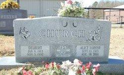 Delbert Boyd Church