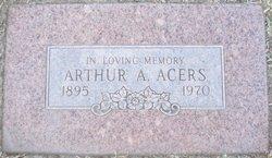 """Arthur Albert """"Art"""" Acers"""