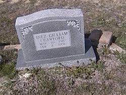 Inez <I>Gilliam</I> Crawford