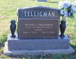 Wayne L Telligman