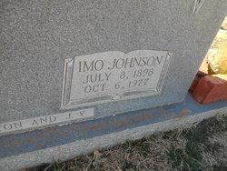 Mattie Imo <I>Johnson</I> Riley