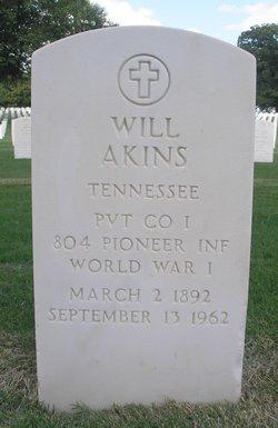 Will Akins