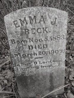 Emma J. Beck