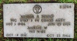 Margie W Denny