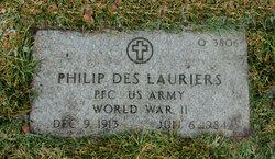 Philip V Des Lauriers