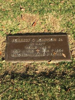 Forrest Glen Johnson, Jr