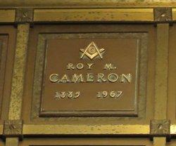 Roy MacGregor Cameron