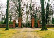 Parchim Alter Friedhof - jetzt Parkanlage